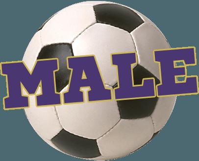Male Soccer Logo