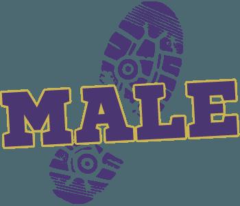 Male Step Logo